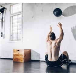 Visszapattanó medicinlabda Gymstick 10 kg Sportszer Gymstick