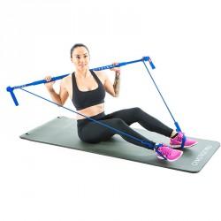 Fitnesz szőnyeg Gymstick fekete 1x140x60 cm Fitnesz, tornaszőnyegek Gymstick