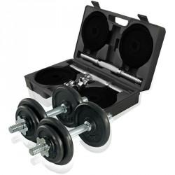 Állítható súlyzószett Gymstick 20 kg Sportszer Gymstick