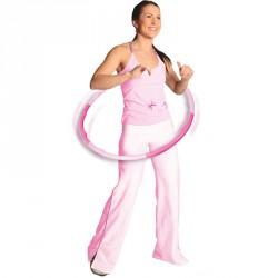 Hullahopp karika Gymstick rózsaszín Sportszer Gymstick