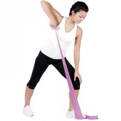 Fitnesz szalag Gymstick Emotion erős Sportszer Gymstick