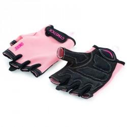 Fitnesz kesztyű Gymstick rózsaszín Sportszer Gymstick