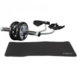Hasizomerősítő kerék szett Gymstick Sportszer Gymstick