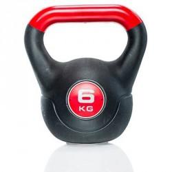 Kettlebell Gymstick 6 kg műanyag Sportszer Gymstick