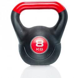 Kettlebell Gymstick 8 kg műanyag Sportszer Gymstick