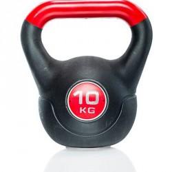Kettlebell Gymstick 10 kg műanyag Sportszer Gymstick