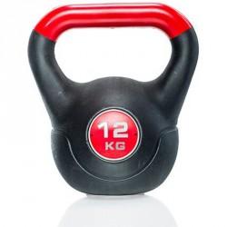 Kettlebell Gymstick 12 kg műanyag Sportszer Gymstick