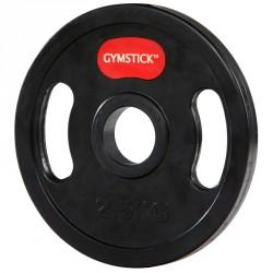 Gumiperemes súlytárcsa Gymstick 2,5 kg Sportszer Gymstick