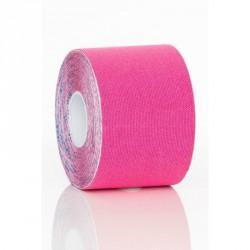 Kineziológiai tapasz Gymstick 500x5 cm rózsaszín Sportszer Gymstick