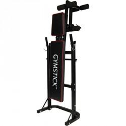 Súlyemelő pad Gymstick 40 kg-os szettel Sportszer Gymstick