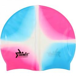 Swimfit 302091 szilikon úszósapka többszínű BLACK FRIDAY Swimfit