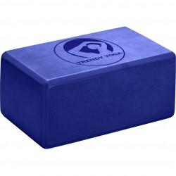 Trendy Jóga Tégla, 23x15x10 cm kék Sportszer Trendy