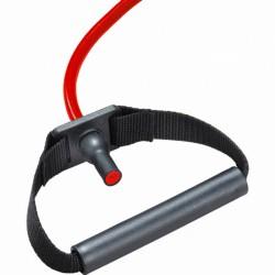 Trendy gumikötél műanyag fogantyúval piros Sportszer Trendy