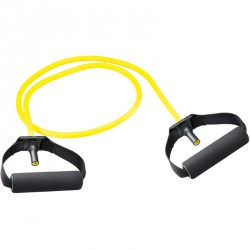Trendy gumikötél szivacs fogantyúval sárga Sportszer Trendy