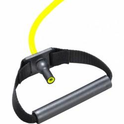 Trendy gumikötél műanyag fogantyúval sárga Sportszer Trendy