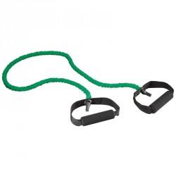 Erősített gumikötél közepes zöld Sportszer Trendy