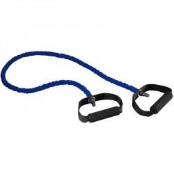 Erősített gumikötél extra erős kék Sportszer Trendy