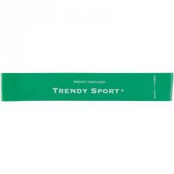 Láberősítő gumihurok Trendy erős zöld Sportszer Trendy