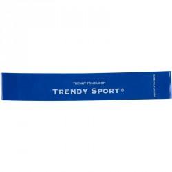 Láberősítő gumihurok Trendy extra erős kék Sportszer Trendy