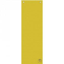 Trendy Jóga szőnyeg 180x60x0,5 cm felakasztható sárga Sportszer Trendy