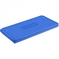 Összehajtható fitnesz szőnyeg 180x60x0,6 cm Trendy ProfiFoldMat kék Fitnesz, tornaszőnyegek Trendy