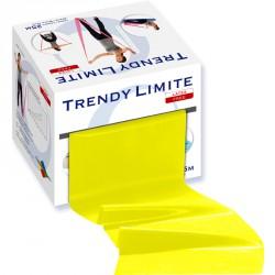 Fitnesz szalag Trendy Limite 25 m gyenge sárga Sportszer Trendy