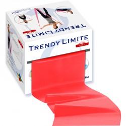 Fitnesz szalag Trendy Limite 25 m erős piros Sportszer Trendy