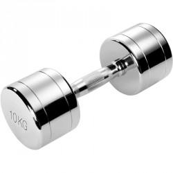Krómozott kézisúlyzó 10 kg Trendy Sportszer Trendy