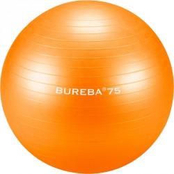 Trendy Bureba durránásmentes labda 75 cm narancs Sportszer Trendy