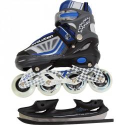 Jégkorcsolya Nils NH900A kék Sportszer NILS