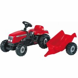 Pedálos traktor utánfutóval Rolly Kid Massey Ferguson Pedálos járművek Rolly Toys