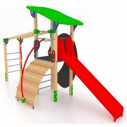 Torony függeszkedővel Connect Játszótéri eszközök