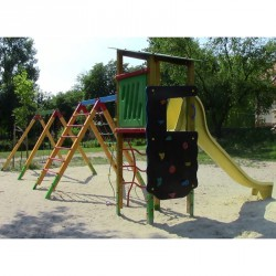Torony mászókával Combo Játszótéri eszközök