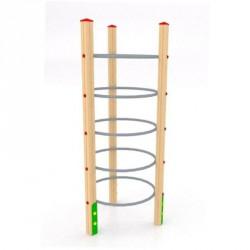 Körbejáró mászóka Játszótéri eszközök