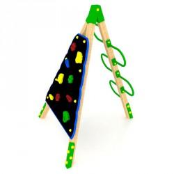 Montan mászóka Játszótéri eszközök