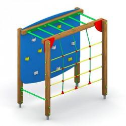 DUO mászóka Játszótéri eszközök
