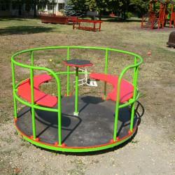 Játéknap forgó Játszótéri eszközök