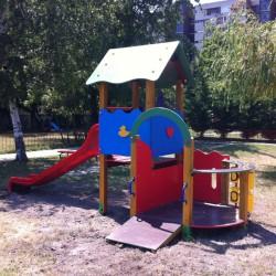 Kombinált torony Luca Játszótéri eszközök