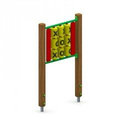 OXO amőbajáték Játszótéri eszközök