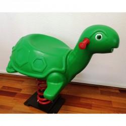 Rugós játék, teknős Játszótéri eszközök