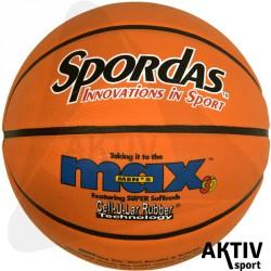Spordas Max kosárlabda Méret:5 narancs Black Friday Megaform