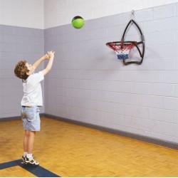 Falra akasztható kosárlabda gyűrű Koordinációs eszközök Megaform