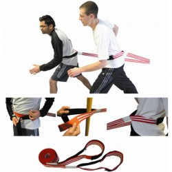 Erősítő szalag Stretchband 4-8m Sportszer Megaform