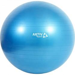Durranásmentes labda Aktivsport 95 cm kék Sportszer Aktivsport