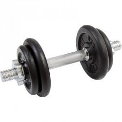 Súlyzó készlet Aktivsport 10 kg BLACK FRIDAY Aktivsport
