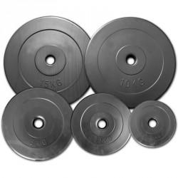 Aktivsport Cementes súlyzótárcsa 1,25 kg 35 mm Sportszer Aktivsport
