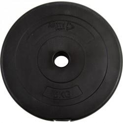 Aktivsport Cementes súlytárcsa 5 kg 31 mm Sportszer Aktivsport