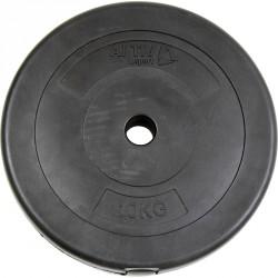 Aktivsport Cementes súlytárcsa 10 kg 35 mm Sportszer Aktivsport