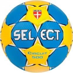 Kézilabda Select Circuit sárga - kék 500 g Labdák Select