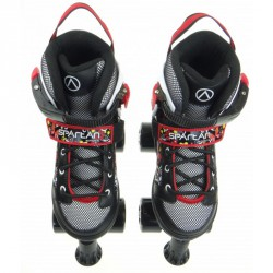 Görkorcsolya Disco Roller Sportszer Spartan